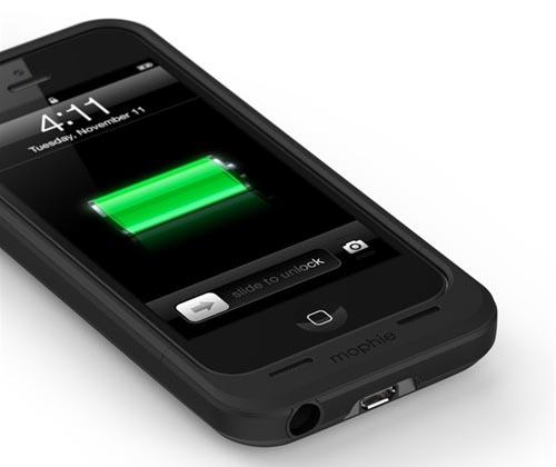 Mophie Juice Pack Air iPhone 5 Battery Case