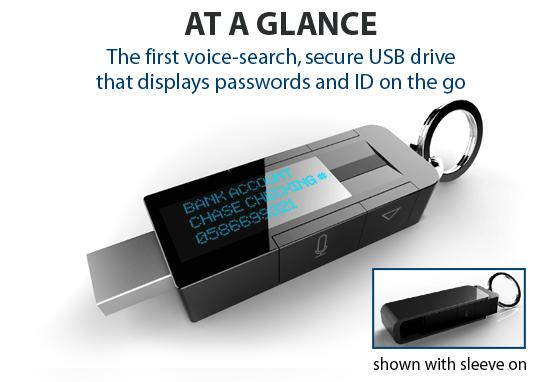 myIDkey Fingerprint Secure Bluetooth USB Drive