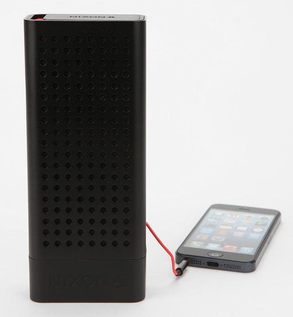 NIXON TPS Portable Stereo Speaker