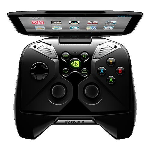 NVIDIA Project Shield Handheld Game Console
