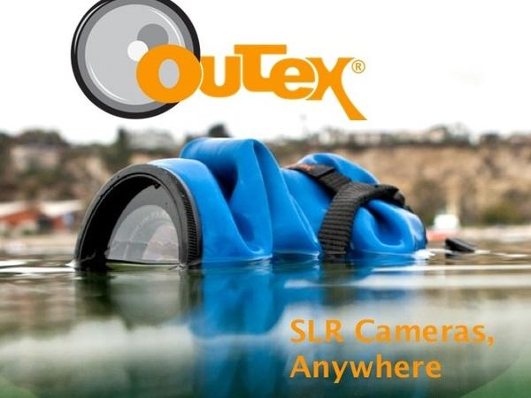 Outex Housing System for DSLR Cameras
