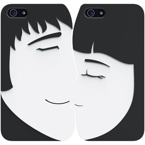 Ozaki O!coat-Lover+ iPhone 5 Case