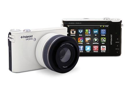 Polaroid iM1836 Interchangeable Lens Smart Camera