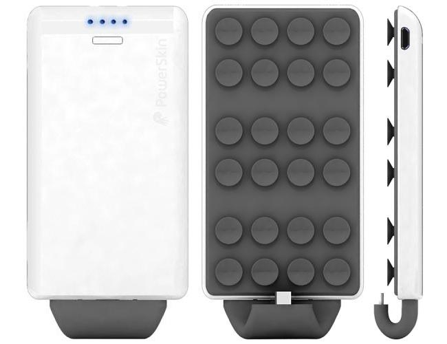 PowerSkin PoP'n Backup Battery