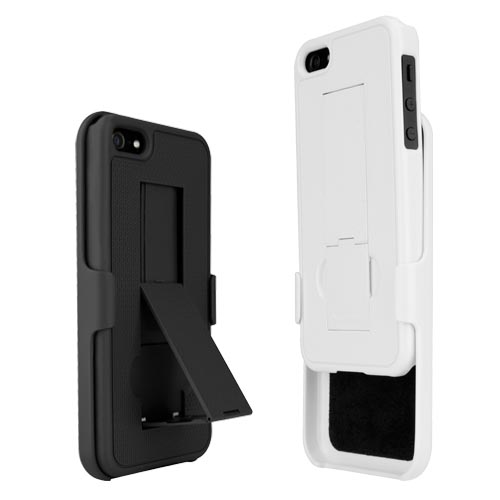 PureGear iPhone 5 Case with Stand and Holster
