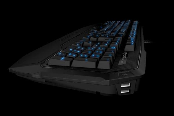 Roccat Ryos MK Pro Mechanical Gaming Keyboard with Per-Key Illumination