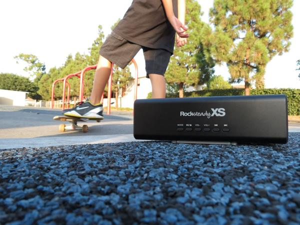 Rocksteady XS Portable Wireless Speaker