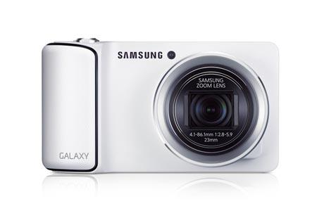 Samsung Galaxy Camera (Wi-Fi) Announced