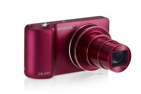 Samsung Galaxy Camera (Wi-Fi) Announced