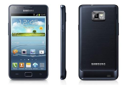 Samsung Galaxy S II Plus Android Phone Announced