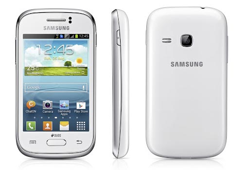 Samsung Galaxy Young and Fame Android Phones Announced