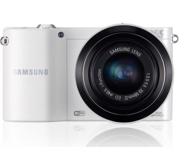 Samsung NX1100 Mirrorless Digital Camera Available for Preorder