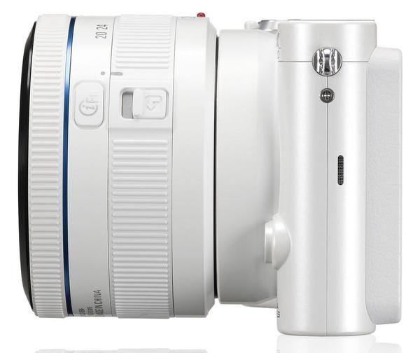 Samsung NX1100 Mirrorless Digital Camera Available for Preorder
