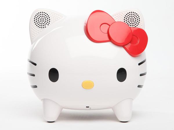 Sanrio Hello Kitty Bluetooth Wireless Speaker | Gadgetsin