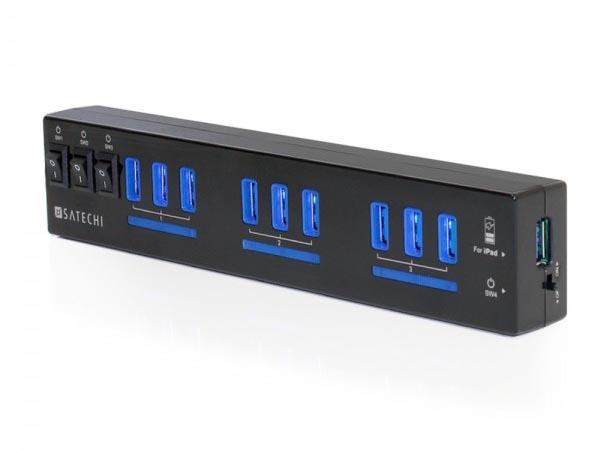 Satechi 10-Port USB 3.0 Hub