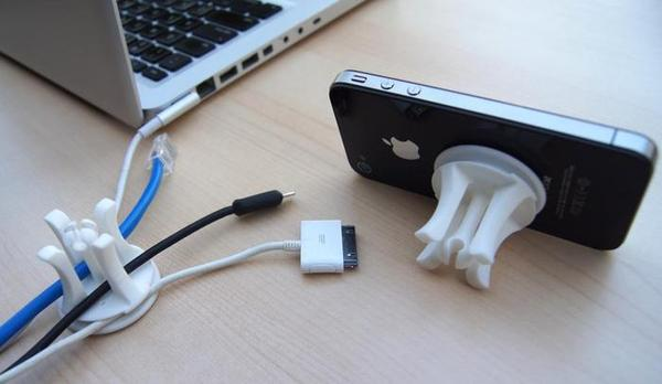 Snable Desktop Cable Organizer