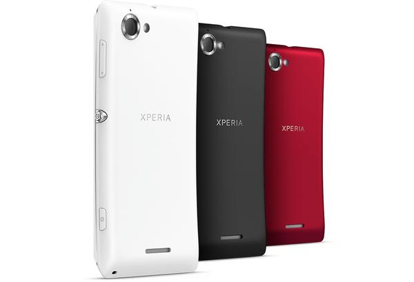 Sony Xperia L Android Phone Announced