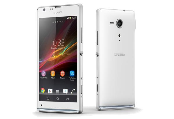 Sony Xperia SP Android Phone Announced