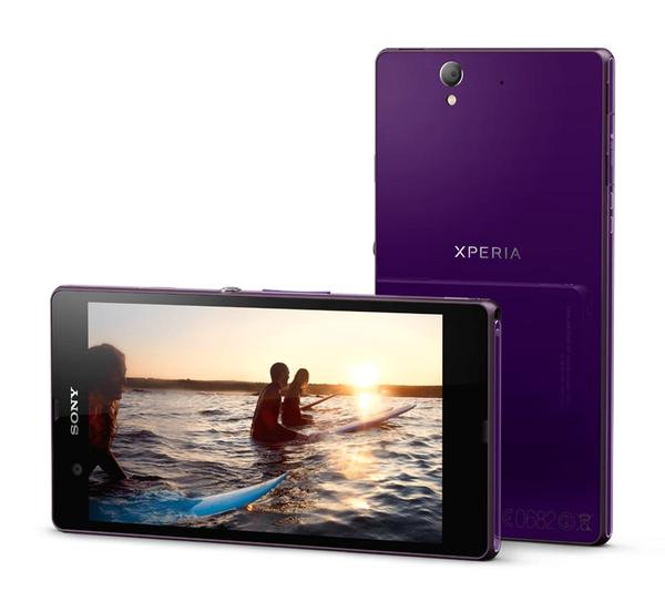 Sony Xperia Z Android Phone Announced