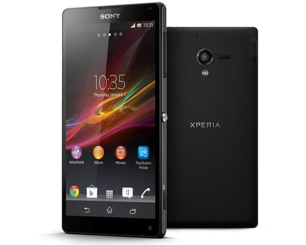 Sony Xperia ZL Android Phone