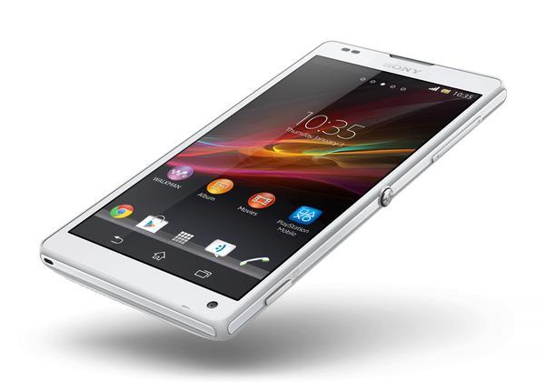 Sony Xperia ZL Android Phone | Gadgetsin