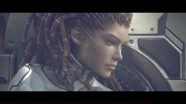 StarCraft 2: Heart of the Swarm Opening Cinematic Game Trailer