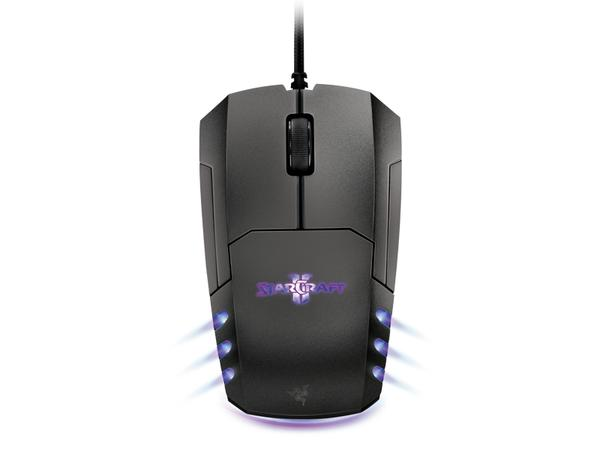 StarCraft 2 Razer Spectre Gaming Mouse