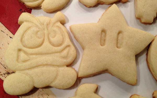 Super Mario Cookie Cutter Set