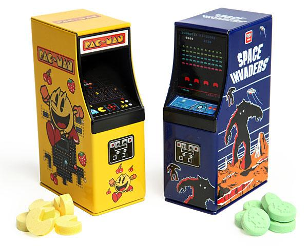 The Arcade Cabinet Candy