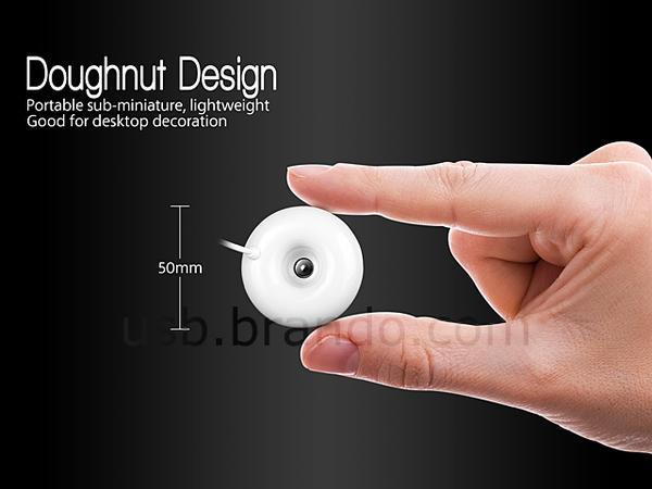 The Doughnut Shaped USB Humidifier