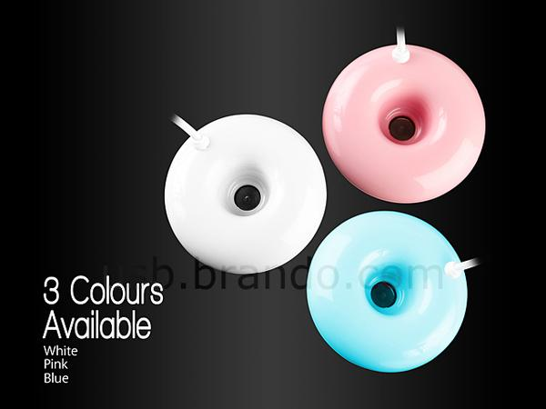 The Doughnut Shaped USB Humidifier