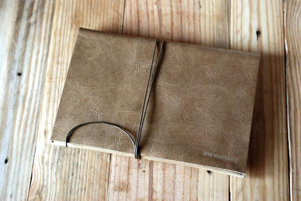 The Handmade Simple Leather iPad Mini Case