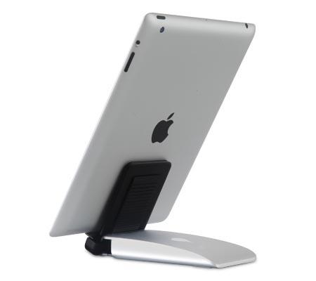 The iSlider Portable Stand for iPad and iPhone