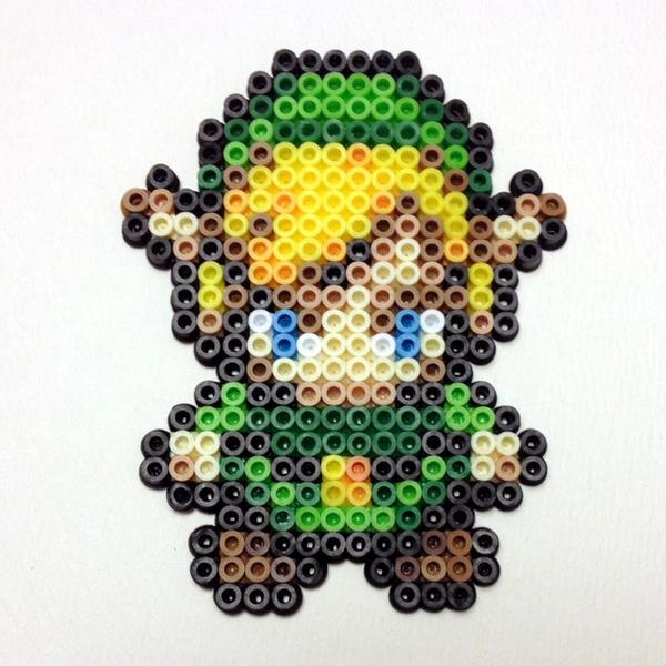 The Legend of Zelda Fridge Magnet Set