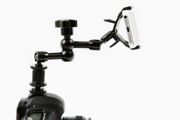 The Lock Lock DSLR Camera Arm for Smartphone