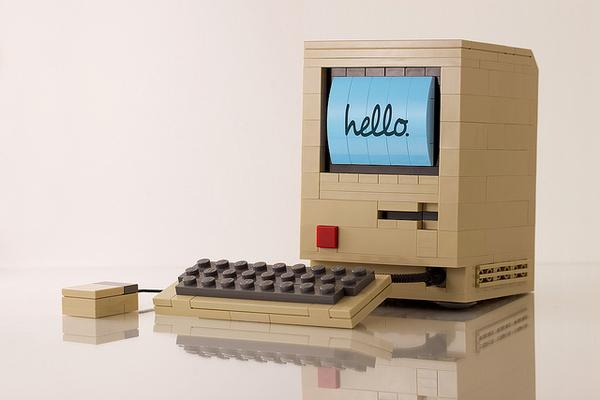 The Macintosh LEGO Version