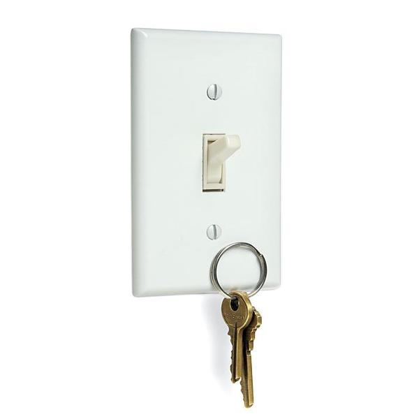 The Magnetic Light Switch Cover