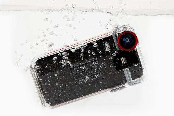 The Optrix XD5 Waterproof iPhone 5 Case Suit