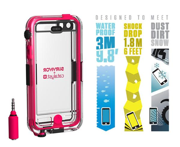 The Survivor + Catalyst Waterproof iPhone 5 Case