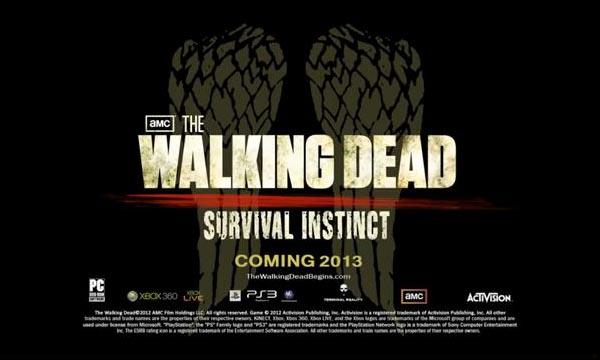 The Walking Dead: Survival Instinct Gameplay Trailer