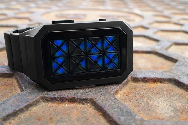 Tokyoflash Kisai Adjust LED Watch