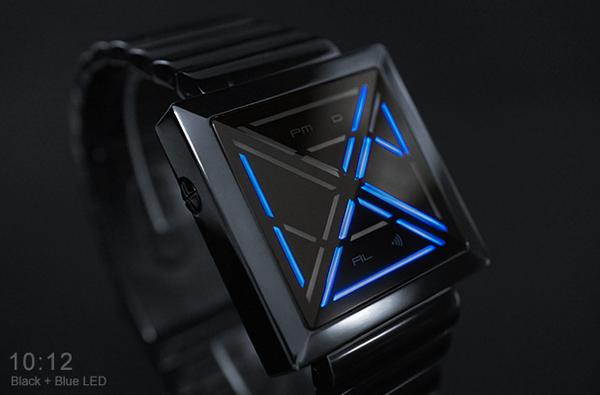 Tokyoflash Kisai X LED Watch