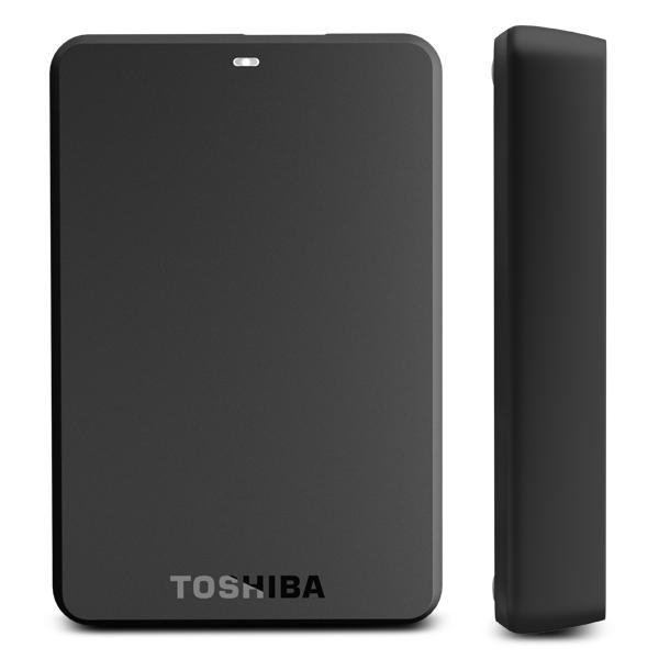 Toshiba 2TB Canvio Basic USB 3.0 External Hard Drive