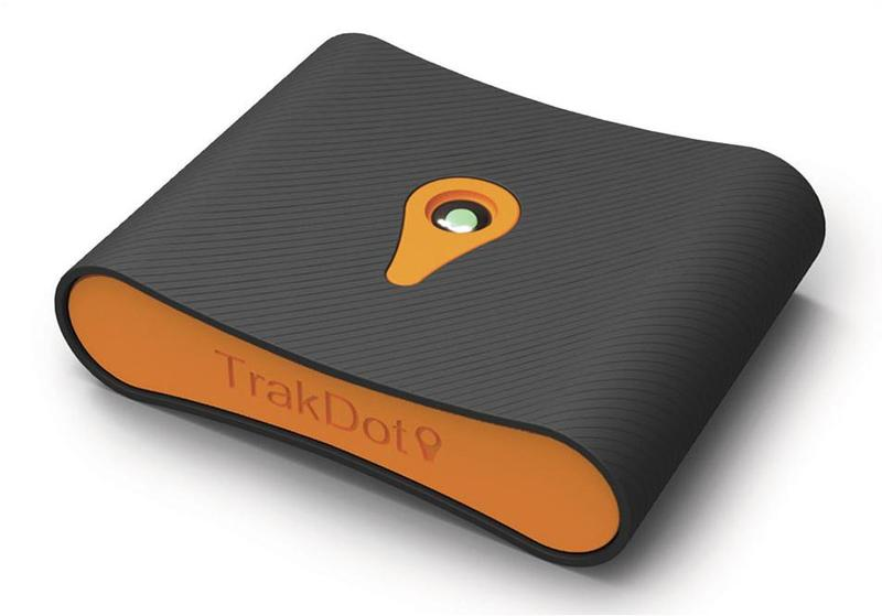 Trakdot Luggage Tracking Device