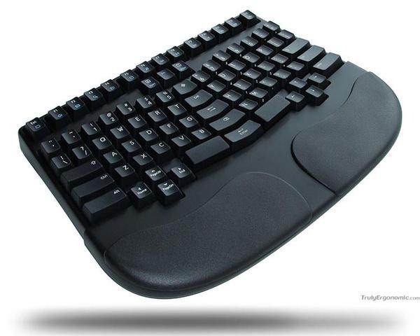 Truly Ergonomic 207 Mechanical Keyboard
