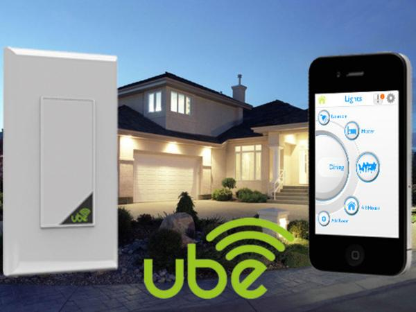 Smartphone Light Switch ube smart light dimmer for smartphone | gadgetsin