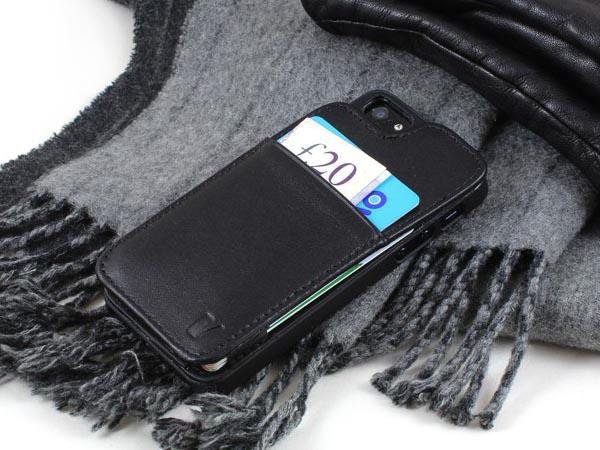 Vaultskin Lexx Wallet iPhone 5 Case
