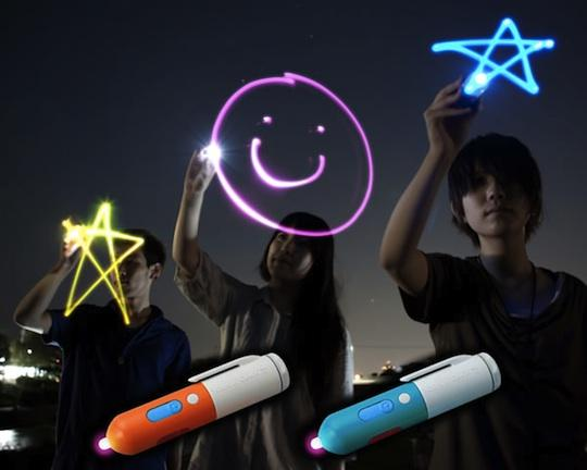 Yozora Oekaki Light-Painting Pen for iPhone and iPad