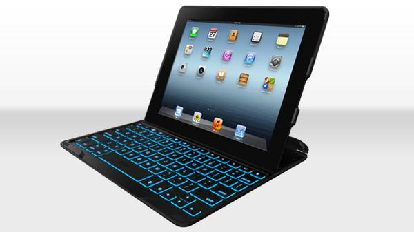 ZAGGkeys PROfolio Plus iPad Keyboard Case