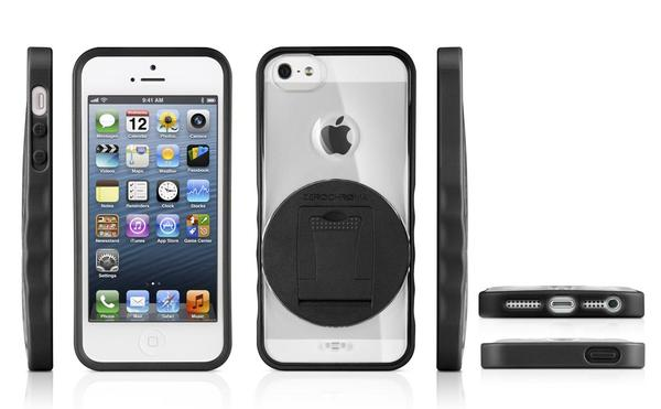 ZeroChrome Varioclear 5 iPhone 5 Case